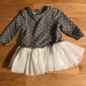 Baby Gap sweater Sweetheart Dress